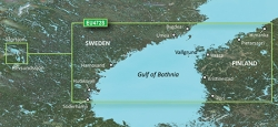Garmin BlueChart g3 Vision HD, VEU472S Gulf of Bothnia, Center