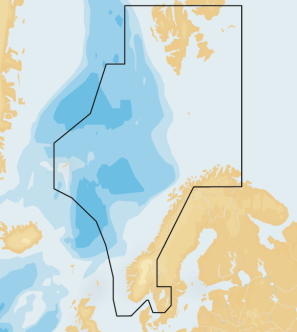 Navionics+ 49XG NORWAY