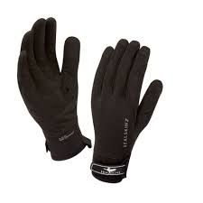 SealSkinz DragonEye Glove vesitiiviit käsineet musta