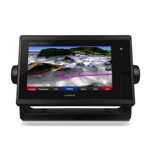 """Garmin GPSMAP 7407xsv 7"""" kaikuplotteri"""