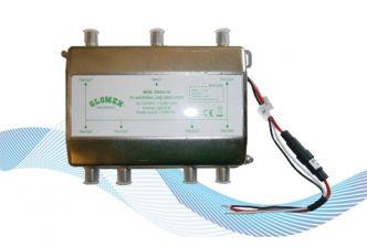 Glomex V9150AGC DAB20 Adhara TV/FM/DAB-antenni usealle vastaanottimelle