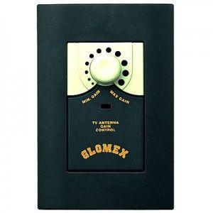 Glomex 50023/98EC antennivahvistin manuaalisäädöllä