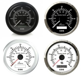 Wema GPS-nopeusmittari