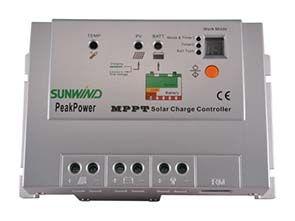 Sunwind PeakPower 10A MPPT lataussäädin