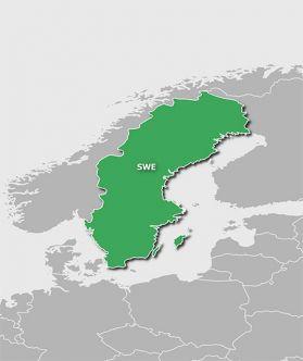 Garmin TOPO Sweden v6 PRO