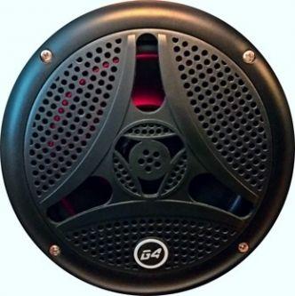 G4marine B600 Bluetooth venekaiutin 150 W, musta