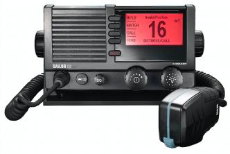 Sailor 6210 meri-VHF