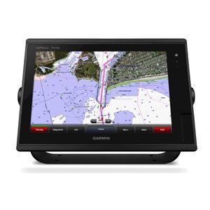 """Garmin GPSMAP 7412 12"""" karttaplotteri"""