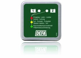 Defa PowerSystems kaukopaneeli 2 latauslähdön latureille