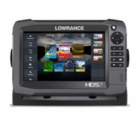 Lowrance HDS-7 Gen3 Kaiku/karttaplotteri