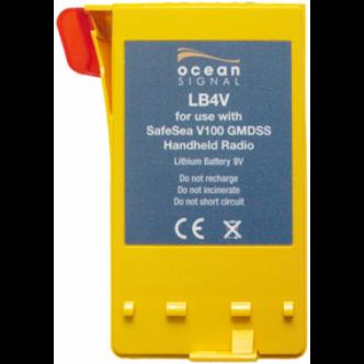Ocean Signal SeaSafe LB4V hätäparisto