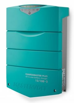 Mastervolt ChargeMaster Plus 12/100-3 automaattilaturi kolmella lähdöllä