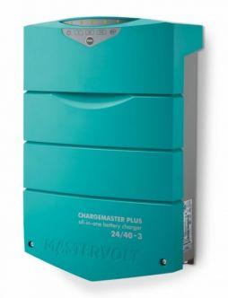 Mastervolt ChargeMaster Plus 24/40-3 automaattilaturi kolmella lähdöllä