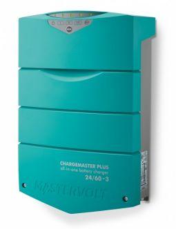 Mastervolt ChargeMaster Plus 24/60-3 automaattilaturi kolmella lähdöllä