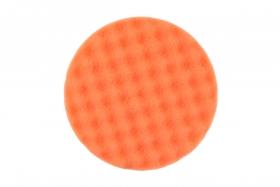 MIRKA Kiillotuslaikka 150 mm vaahto oranssi kenno, 2 kpl pakkaus
