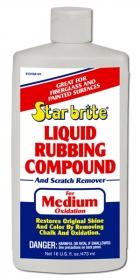 StarBrite Liguid Rubbing Compound Medium 473 ml