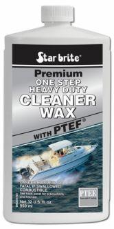 StarBrite One Step Cleaner Wax 950ml