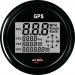 ECMS digitaalinen GPS nopeusmittari 85 mm, musta