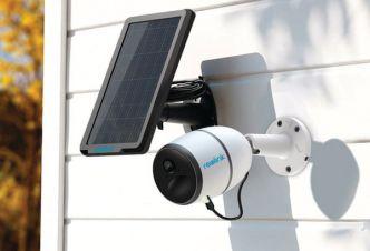 Reolink Go 3G/4G valvontakamera