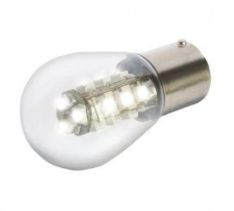 Båtsystem LED polttimo BA15d-kannalla