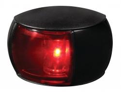 Hellamarine NaviLED sivuvalo punainen, musta