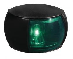 HellaMarine NaviLED sivuvalo vihreä, musta