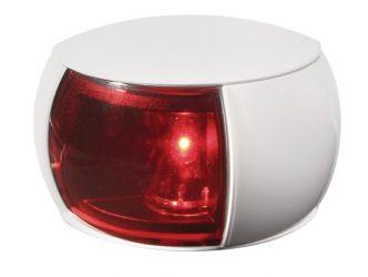 Hellamarine NaviLED sivuvalo punainen, valkoinen