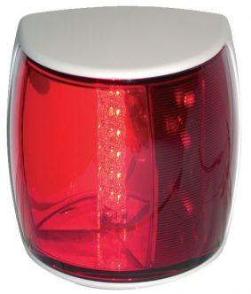 Hellamarine NaviLED Pro sivuvalo punainen, valkoinen