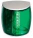Hellamarine NaviLED Pro sivuvalo vihreä, valkoinen