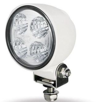 Hellamarine kansivalo Module 70 LED, valkoinen