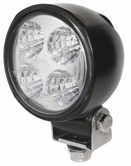 Hellamarine kansivalo Module 70 LED, musta