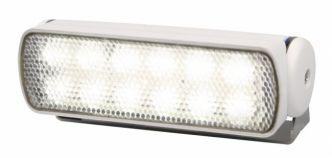 Hellamarine kansivalo Sea Hawk LED hajavalo, valkoinen