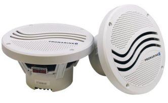 """LTC Bluetooth kaiutinpari 6,5"""" valkoinen"""