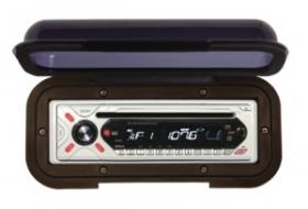 LTC Radion suojakotelo, musta