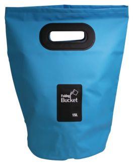 Vesitiivis pehmeä sanko 15 litraa