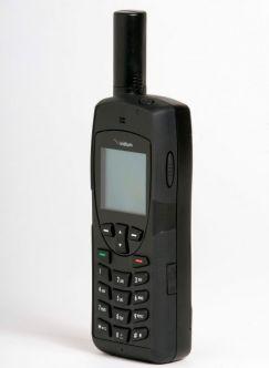 Iridium 9555 kannettava satelliittipuhelin