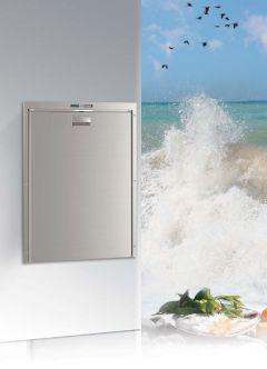 Vitrifrigo C180 jääkaappi, INOX