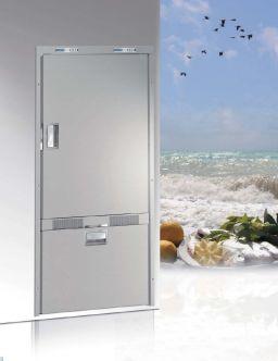 Vitrifrigo DW250 jääkaappi + vetolaatikko, INOX