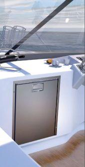 Vitrifrigo C90iX jääkaappi, INOX