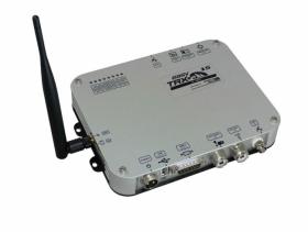 """easyTRX2S-IS-WiFi langaton AIS-transponteri, Luokka """"B"""" antennisplitterillä"""
