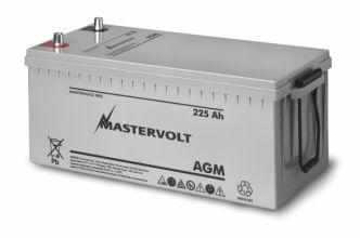 Mastervolt AGM 12/225 AGM-akku