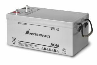 Mastervolt AGM 12/270 AGM-akku
