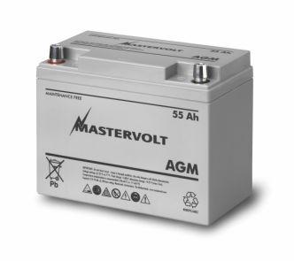 Mastervolt AGM 12/55 AGM-akku