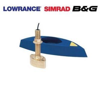 Airmar B45 xSonic pohjanläpianturi