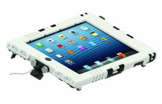 Andres Industries iPad 2/3/4     suojakotelon vesitiivis kaapeli Lightning