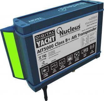 DIGITAL YACHT AIT5000 SOTDMA AIS-transponderi splitterillä ja WiFillä