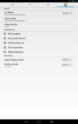 Tablet-näyttö laitteen sisäänrakennetun WiFi-linkin yli