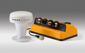 Ocean Signal ATB1 SOTDMA AIS-lähetin/vastaanotin GPS antennilla