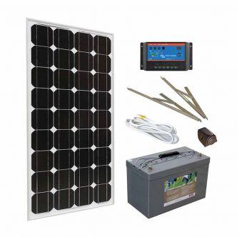 Sunwind Aurinkoenergiapaketti Basic