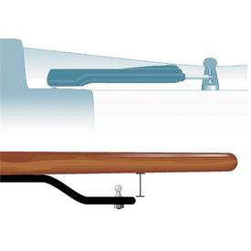 Simrad pinnakiinnike 120 mm